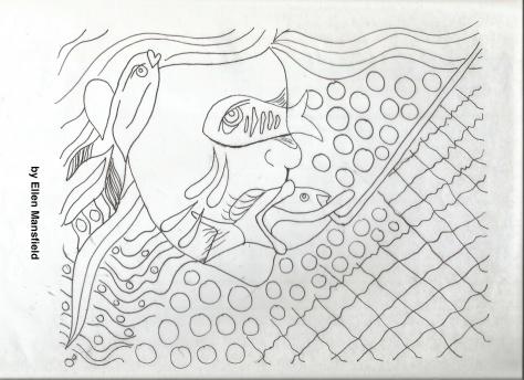 mansfield fish girl