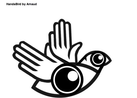 HandsBird by Arnaud Balard