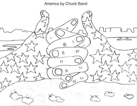 america chuck baird
