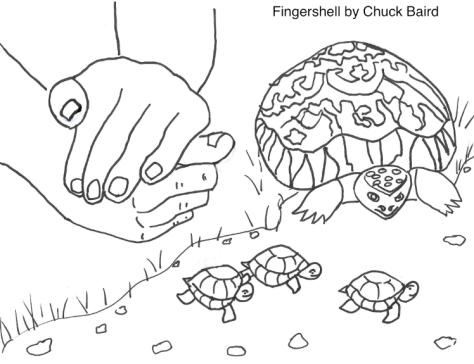 fingershell chuck baird