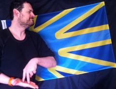 arnaud-with-flag